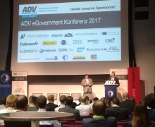 e-Government Konferenz 2017
